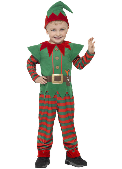 Elf Toddler Costume