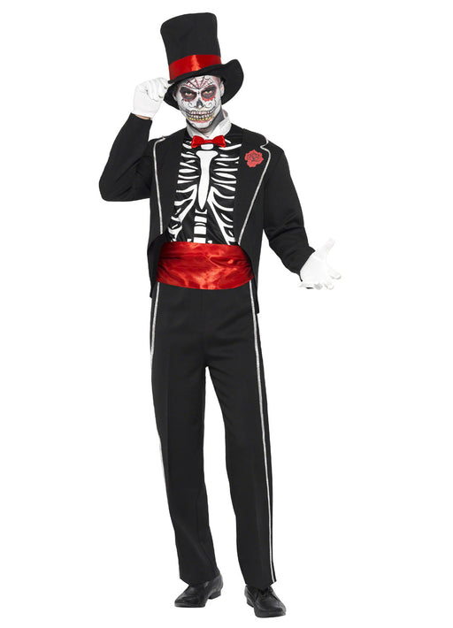 Day of the Dead Costume Adult