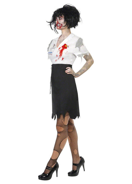 Worked to Death Office Zombie Female Adult