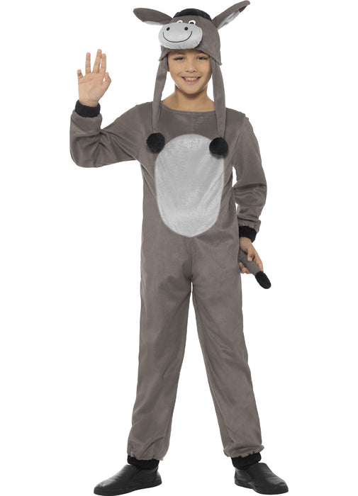 Deluxe Cosy Donkey Costume Child