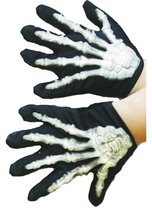 Child Size Skeleton Gloves