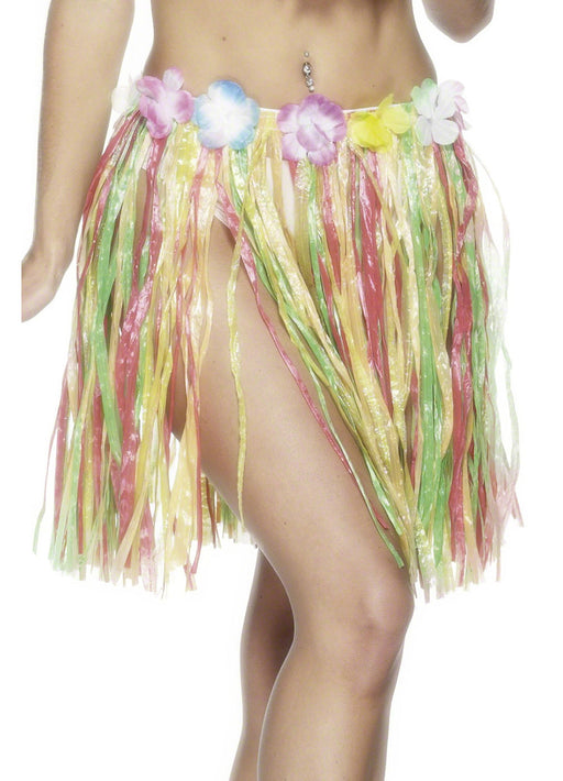 Hula Skirt Multicolour 46cm