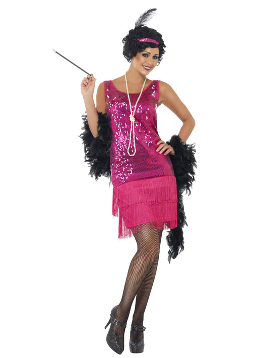 Fun Time Flapper Costume Adult