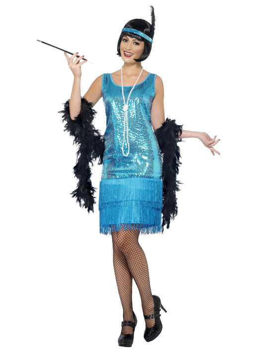 Flirty Flapper Costume Adult