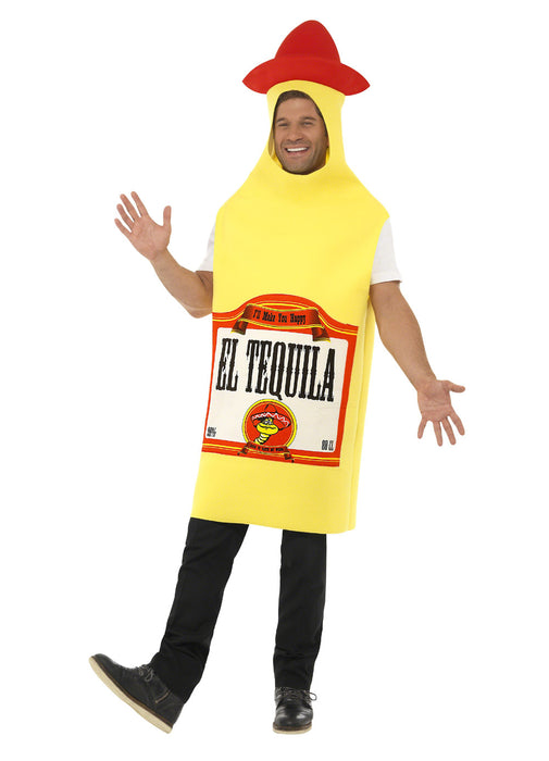 Tequila Bottle Costume Adult