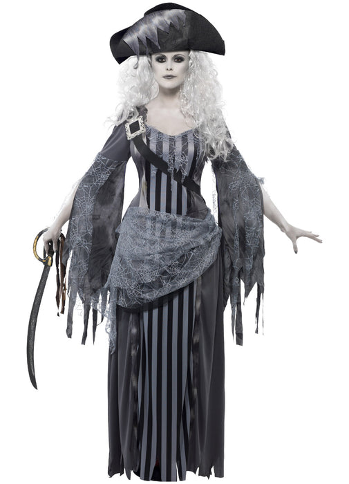 Ghost Ship Princess Costume Adult