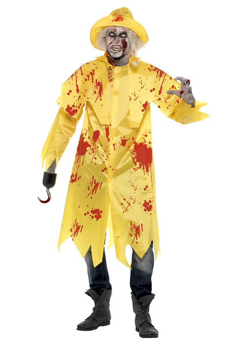 Zombie Sou'wester Costume Adult