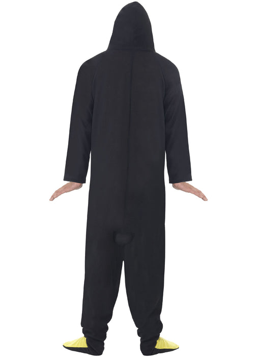 Penguin All In One Costume Adult