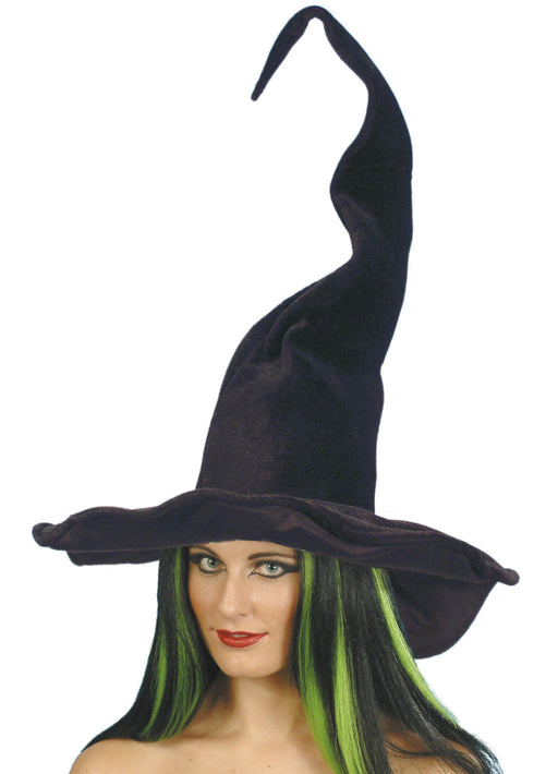 Tall & Twisty Witch Hat