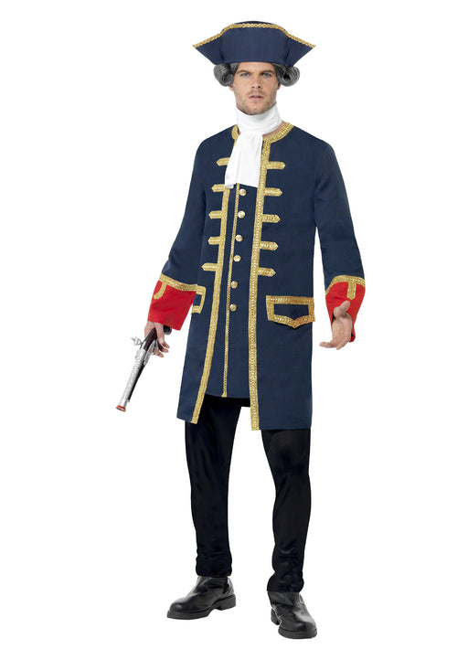 Pirate Commander Costume Adult