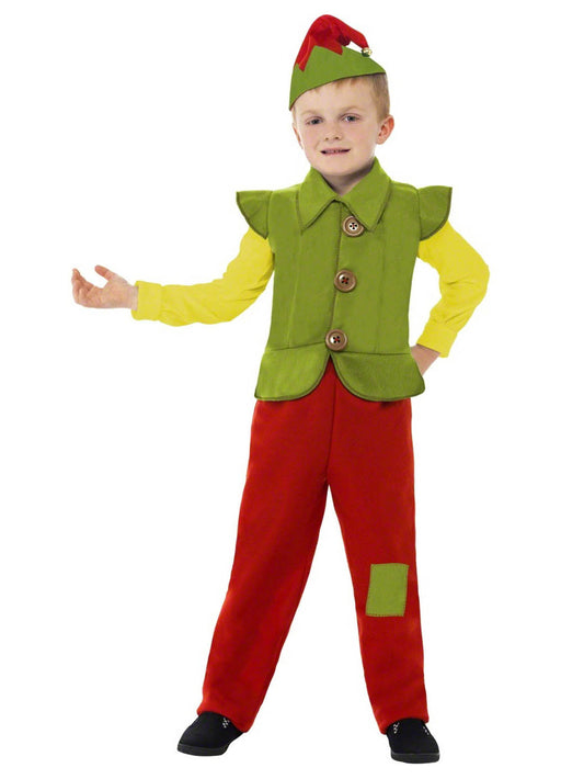Elf Boy Costume Child