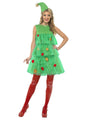 Christmas Tree Tutu Costume Adult