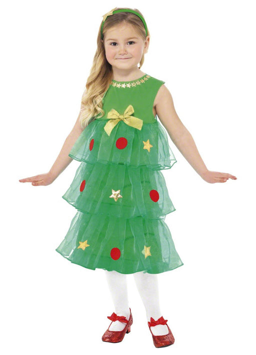 Little Christmas Tree Costume Child