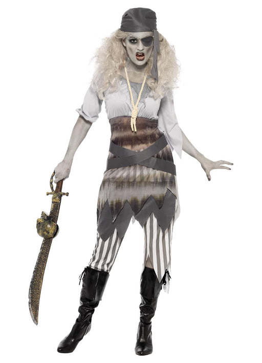 Ghost Ship Shipwrecked Sweetie Costume Adult