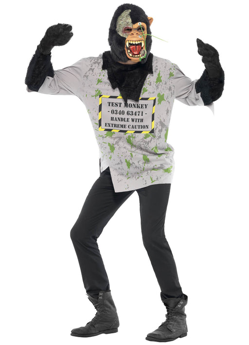 Mutant Monkey Costume Adult