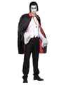 Reversible Halloween Unisex Cape