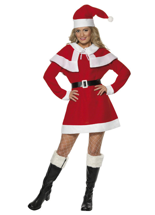 Miss Santa Fleece Adult