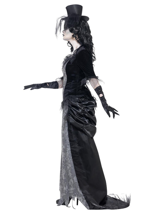 Ghost Town Black Widow Costume Adult