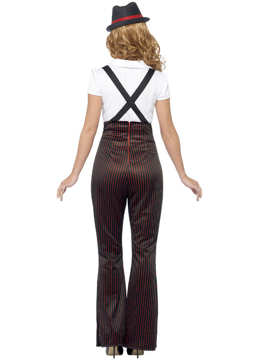 Glam Gangster Costume Adult