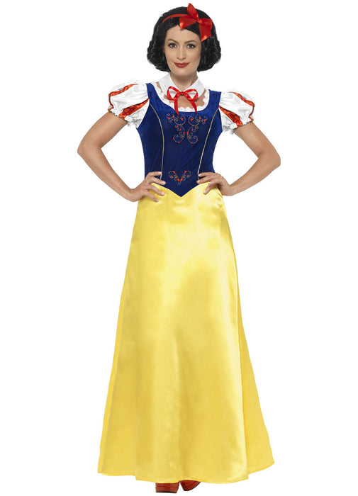 Princess Snow Costume Adult