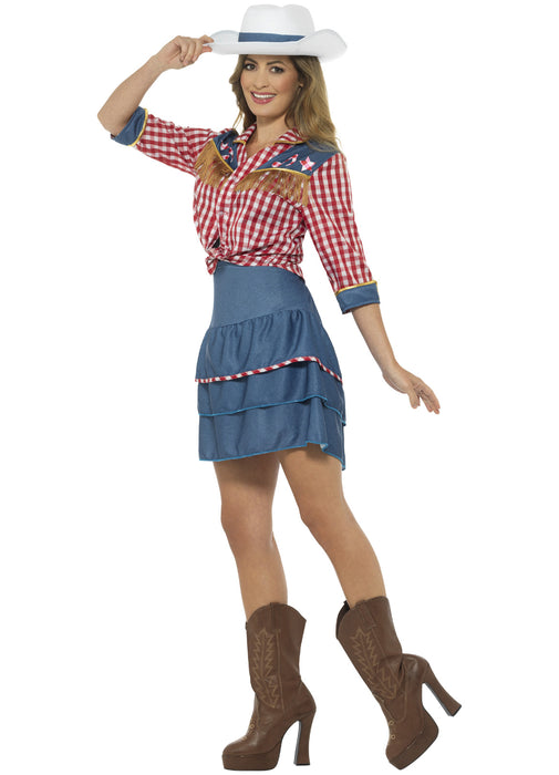 Rodeo Doll Costume Adult
