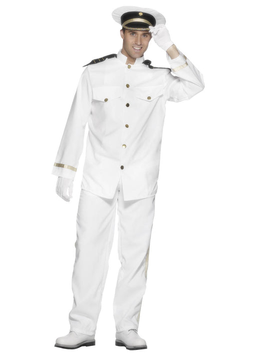 Captain Costume Adult