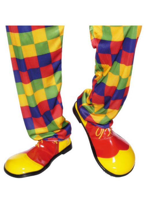 Jumbo Deluxe Clown Shoes