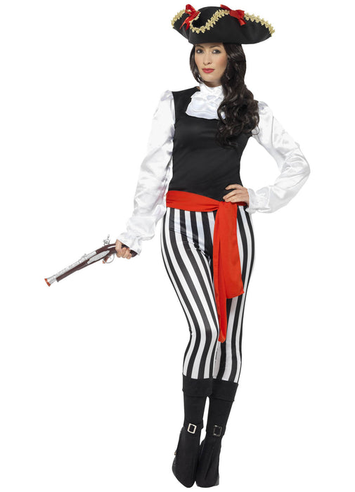 Lady Pirate Costume Adult