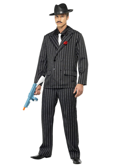 Zoot Suit Black Adult