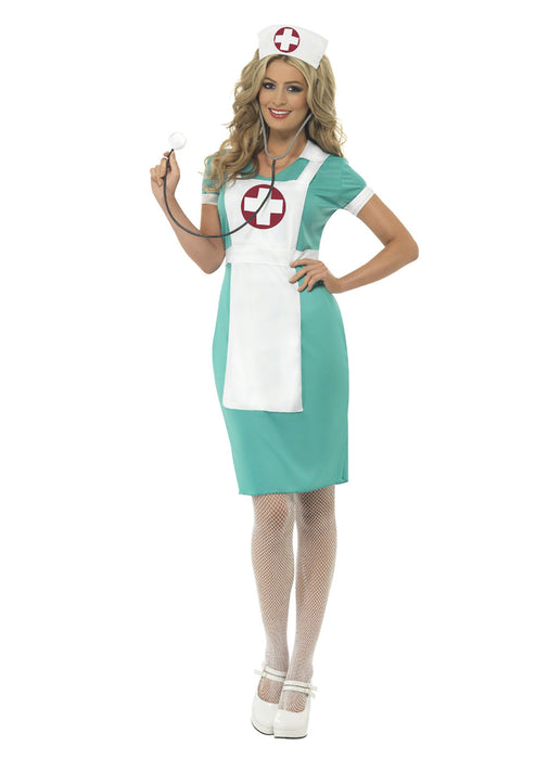 Scrub Nurse Costume Adult