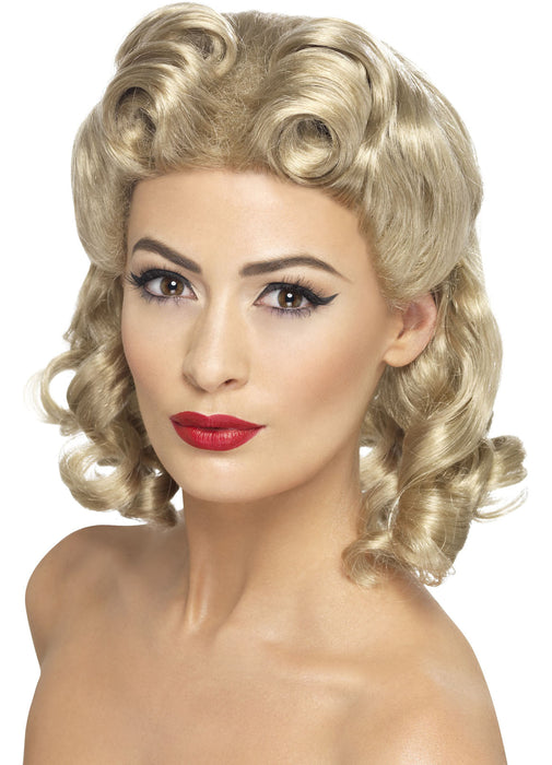 1940's Sweetheart Wig