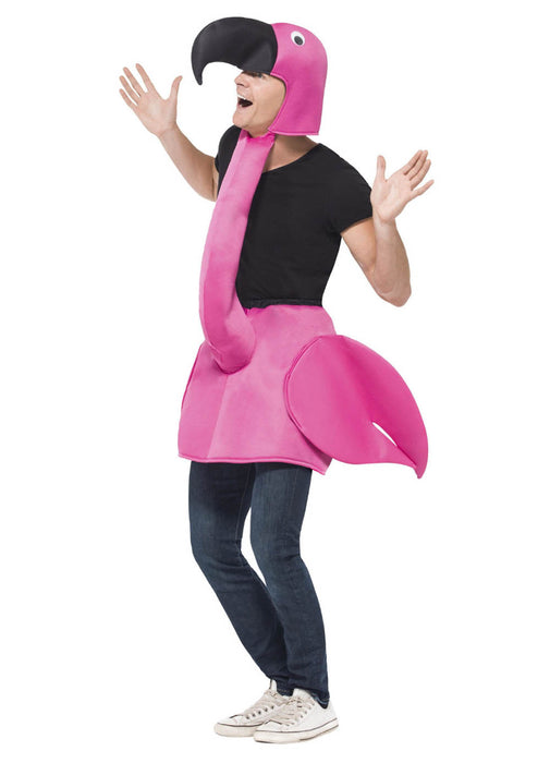 Flamingo Costume Adult