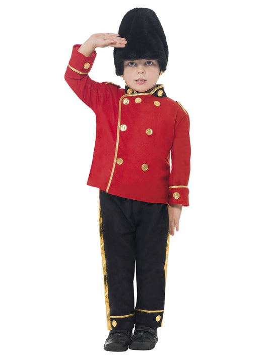 Busby Guard Costume Child