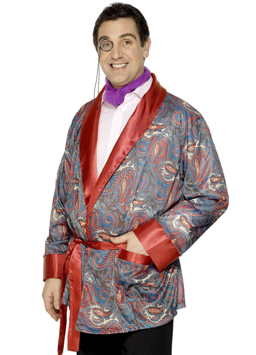 Smoking Jacket Adult