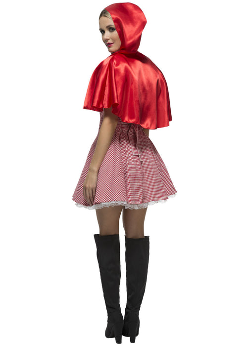 Red Riding Hood Fever Costume Adult