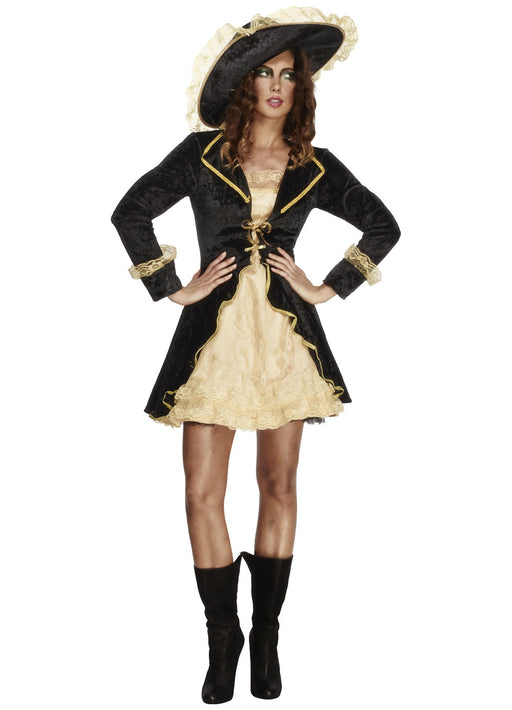 Swashbuckler Pirate Costume Adult