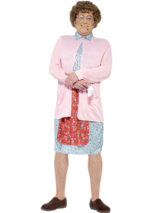 Mrs Brown Costume Adult