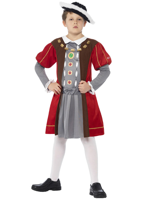 Horrible Histories Henry VIII Costume Child