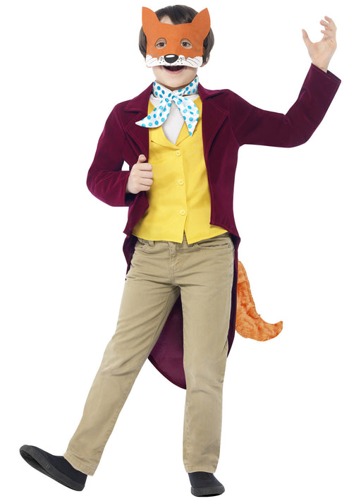 Roald Dahl Fantastic Mr Fox Costume Child