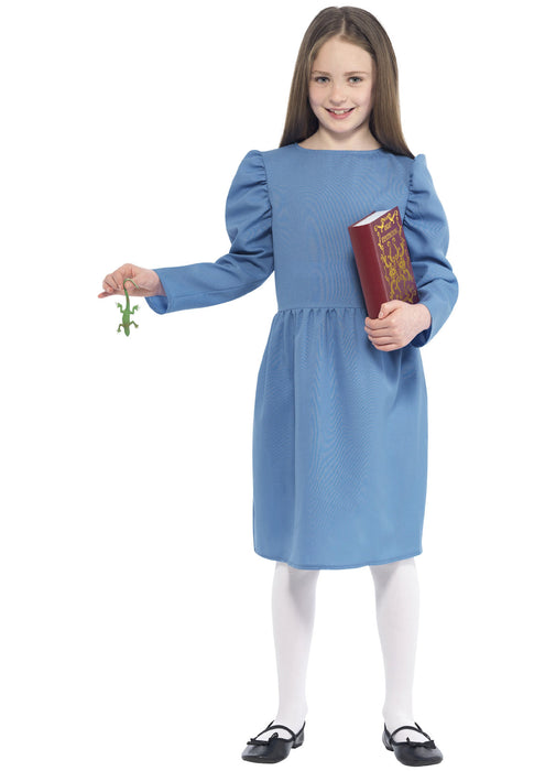 Roald Dahl Matilda Costume Child