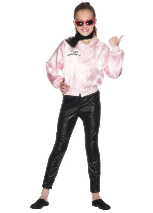 Grease Pink Lady Jacket Child
