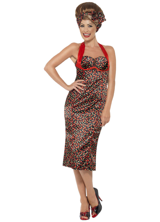 Rockabilly Costume Adult