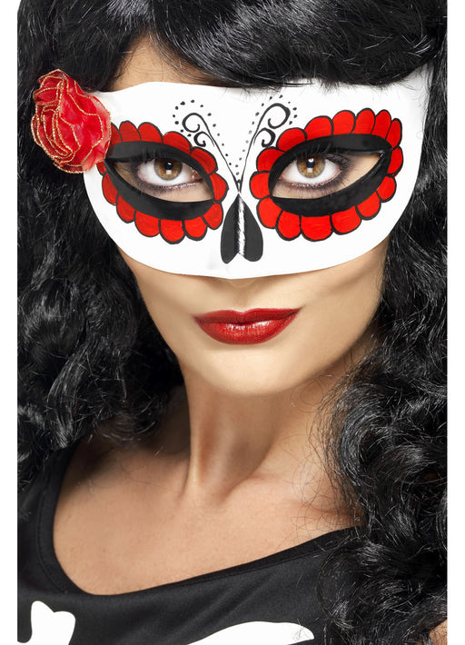 Mexican Day of The Dead Eyemask