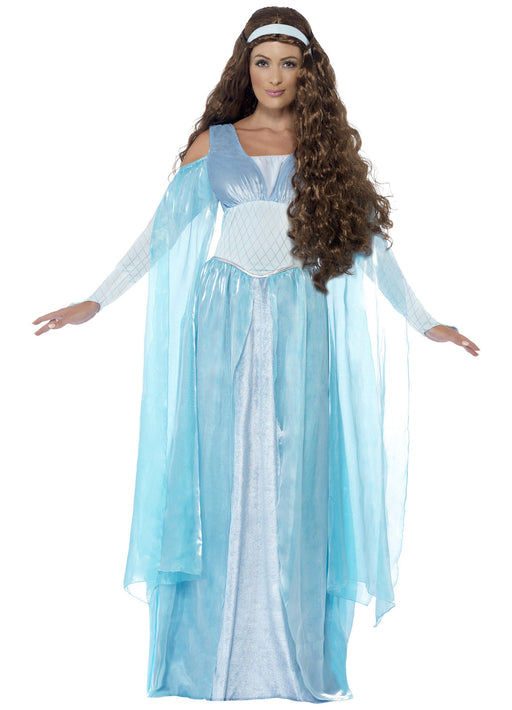Medieval Maiden Deluxe Costume Adult
