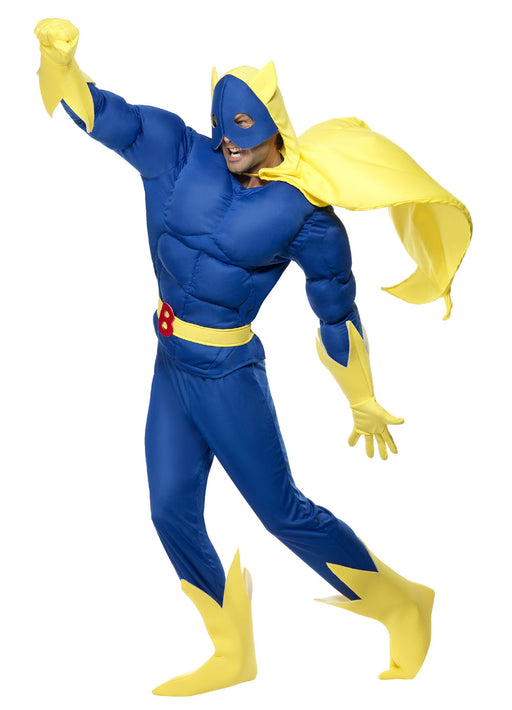 Bananaman Costume Adult