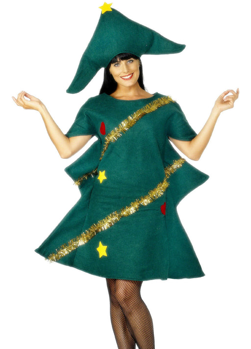 Christmas Tree Costume Adult