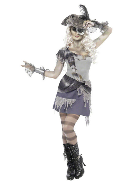 Ghost Ship Madame Voyage Costume Adult