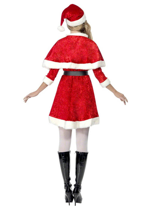 Miss Santa Costume Adult