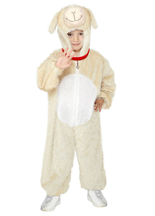 Lamb/Sheep Costume Child - Age 7-9  sc 1 st  Party Britain & Lamb/Sheep Costume Child - Age 7-9 u2014 Party Britain