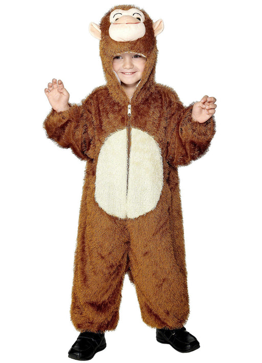 Monkey Costume Child - Age 7-9
